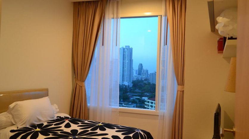 Two bedroom condo for rent in Phrom Phong - View