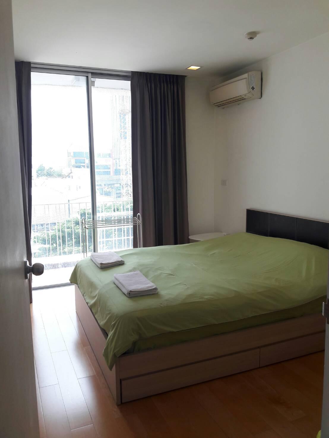 Two Bedroom Corner Unit For Rent In Ari Promove Bangkok