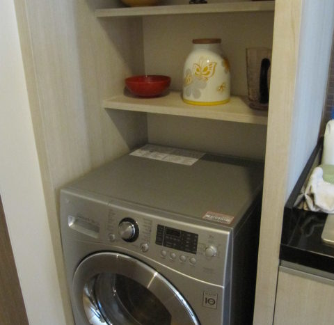 One bedroom unit for rent in Ari - Washing machine
