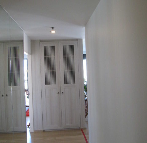 One bedroom unit for rent in Ari - Wardrobe