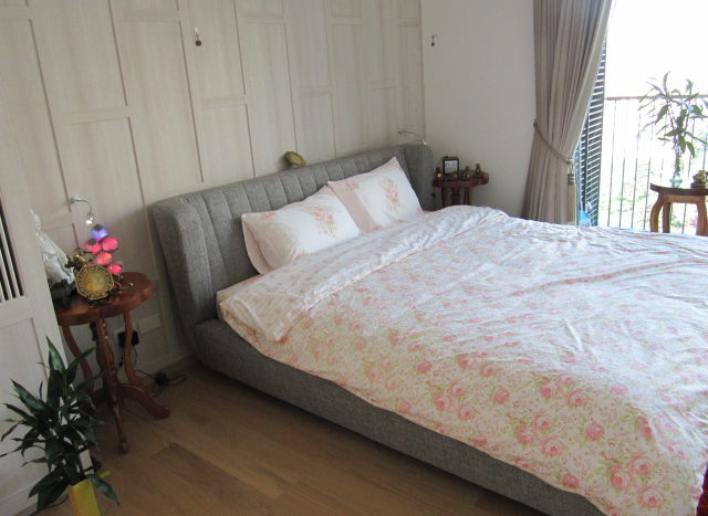 One bedroom unit for rent in Ari - Bed