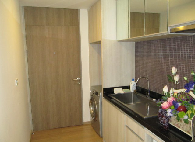 One bedroom unit for rent in Ari - Kitchen