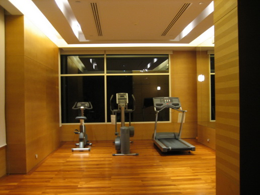 Two bedroom unit for rent in Thong Lo - Fitness