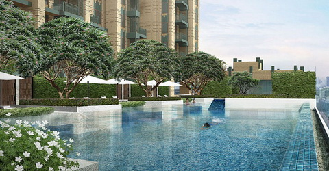 Condo for rent in asoke - Pool