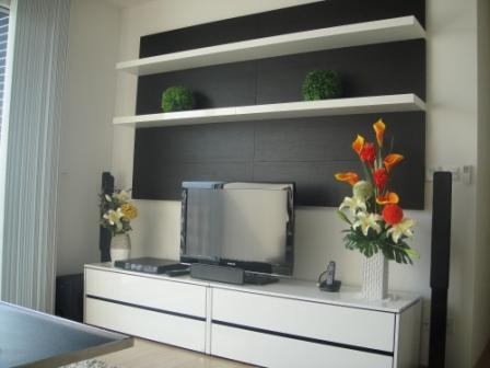 Two bedroom Condo for rent in Thong Lo - TV