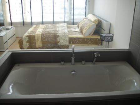 Two bedroom Condo for rent in Thong Lo - Bathroom