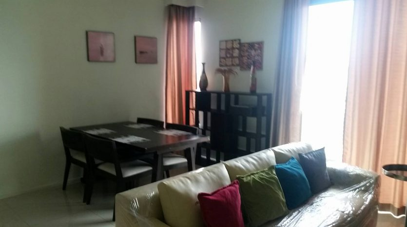 Condo for rent in asoke - Living room