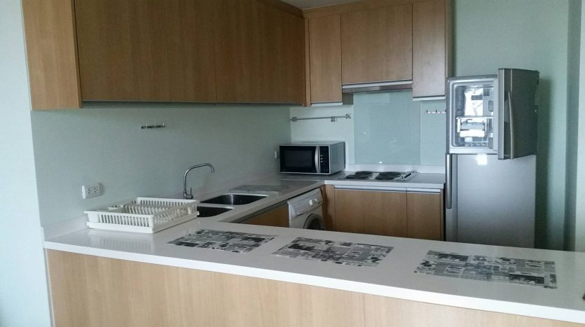 Condo for rent in asoke - Kitchen