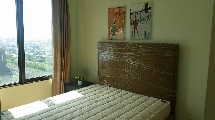 Condo for rent in asoke - Master bedroom