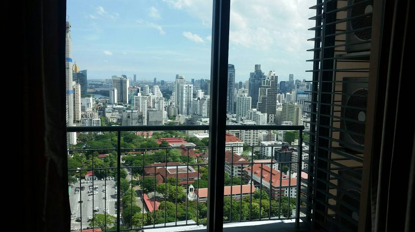 Condo for rent in asoke - View
