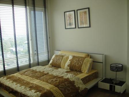 Two bedroom Condo for rent in Thong Lo - Bed