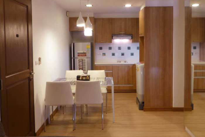 Two bedroom condo for rent in Thong Lo