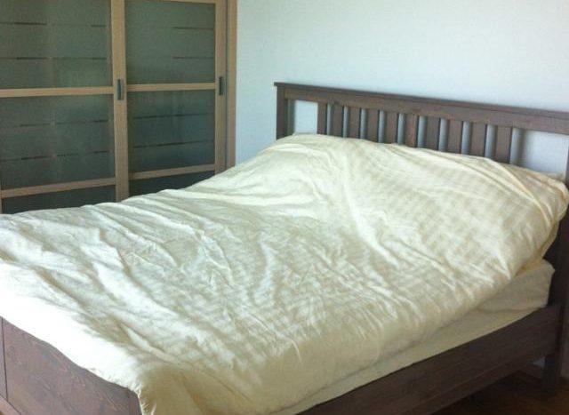 Two bedroom condo for rent in Ari - Master bedroom
