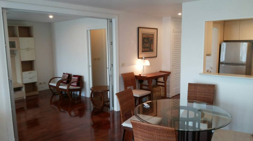 Two bedroom condo for rent in Ari - unit