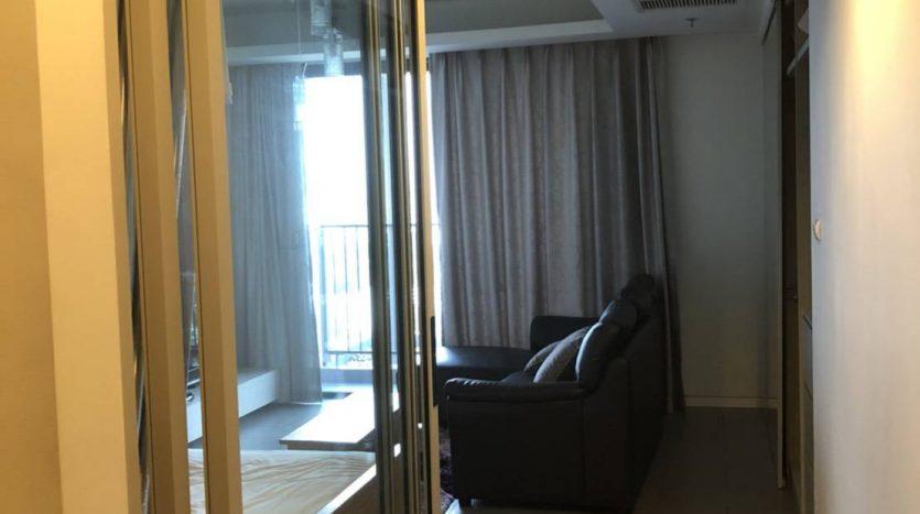 One bedroom condo for rent in Ari - Hallway