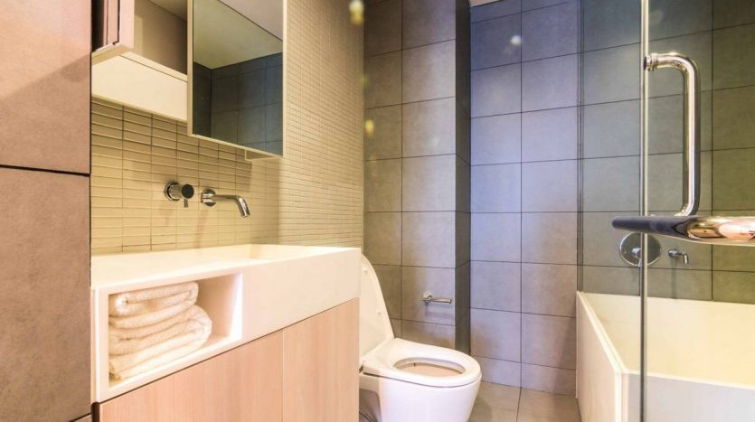 Stylish two bedroom condo for rent in Ari - Bathroom