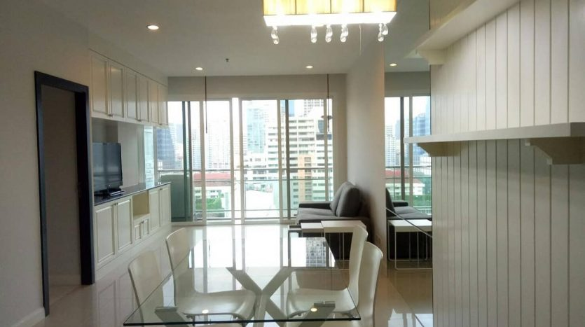Two bedroom condo for rent in Nana - Unit