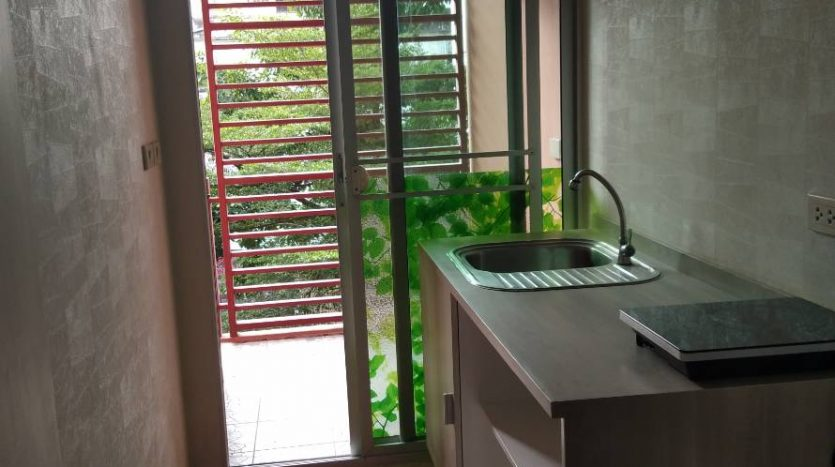One bedroom condo for rent in Phaholyothin 14 - Utility