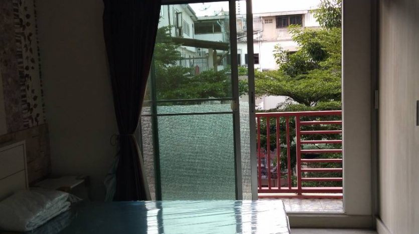 One bedroom condo for rent in Phaholyothin 14 - View