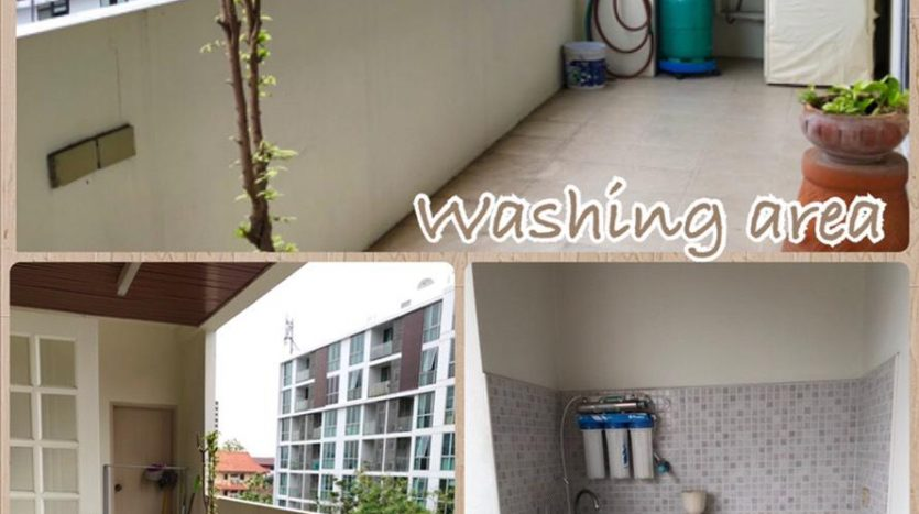 Apartment for rent on Soi Ari 3 - Balcony