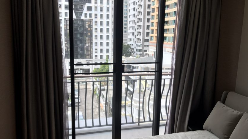Two bedroom condo for rent in Langsuan - View