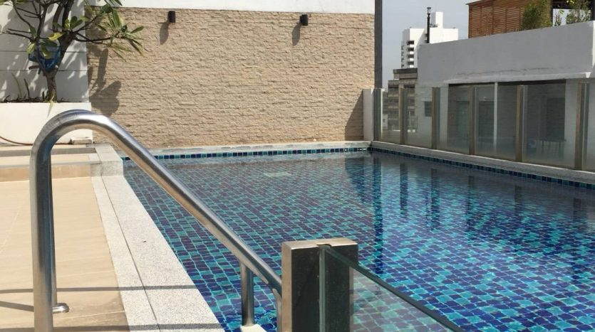 One bedroom unit for rent in Ari - Pool