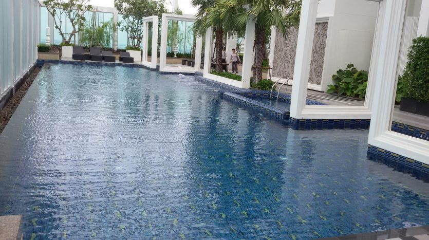 One bedroom condo for rent in Ari - Pool