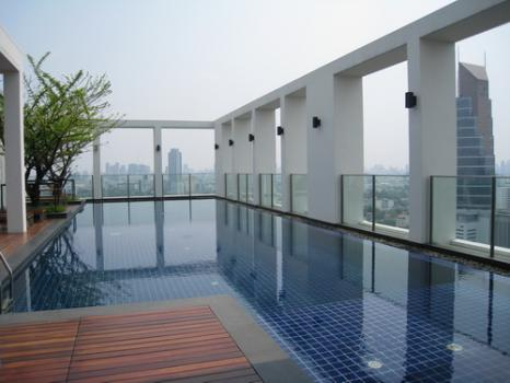 One bedroom condo for rent In Ari - Swimming pool