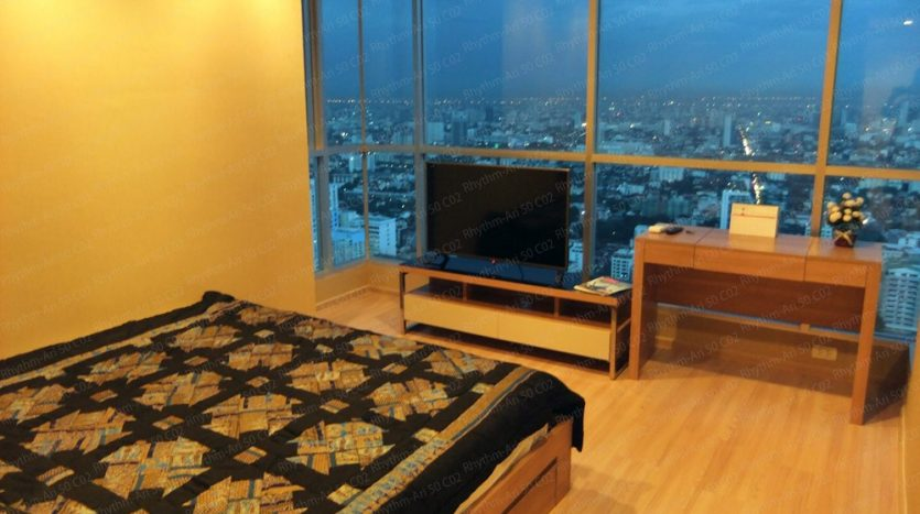 Two bedroom condo for rent in Ari - Bedroom