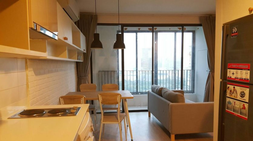 Two bedroom condo for rent in Ratchathewi - Unit