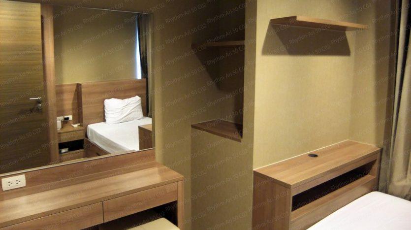 Two bedroom condo for rent in Ari - Second bathroom