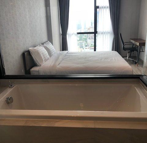 Two bedroom condo for rent in Ekamai - En-Suite