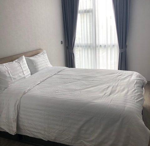 Two bedroom condo for rent in Ekamai - Second bedroom