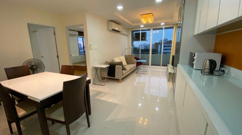 Two bedroom condo for rent in Ari - Full condo