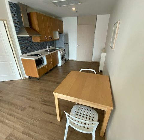 One bedroom condo for rent in Ari - Dining table