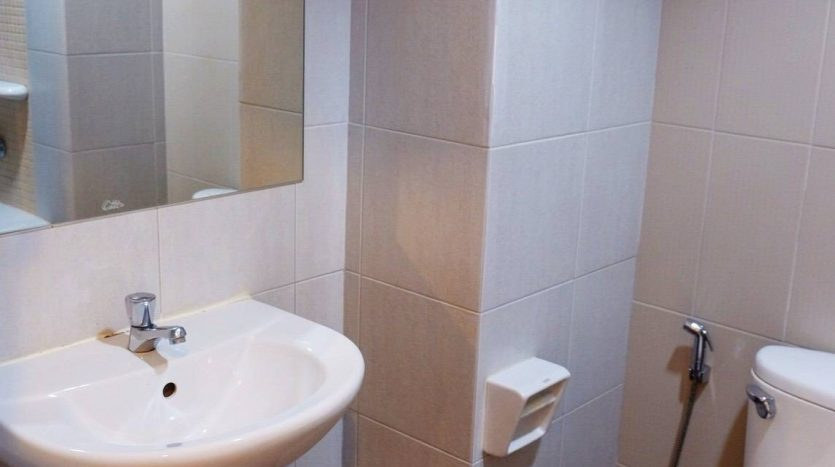 One bedroom condo for rent in Phrom Phong - Bathroom