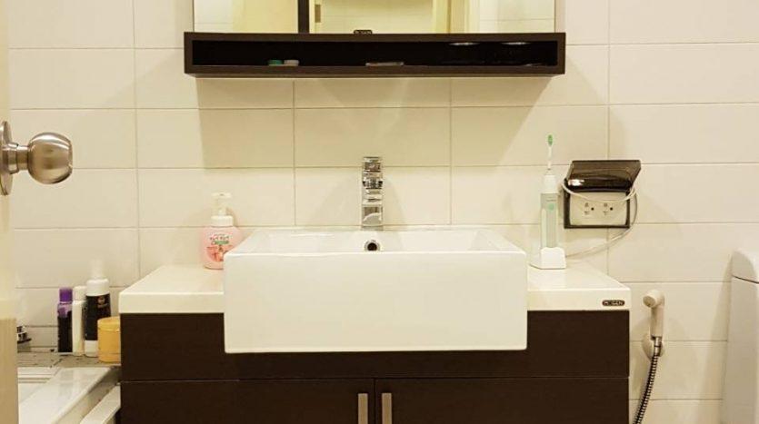 One bedroom condo for rent in Ari - Sink