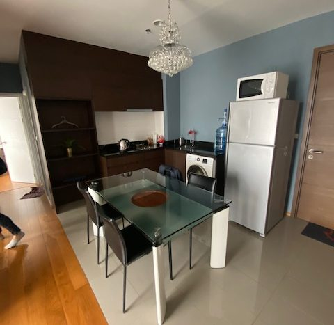 Two bedroom unit for rent in Ari - Dining room
