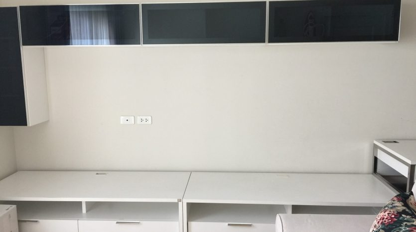 One bedroom condo for rent in Ari - TV Cabinet