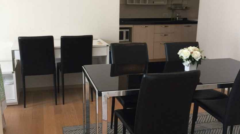 One bedroom condo for rent in Ari - Dining