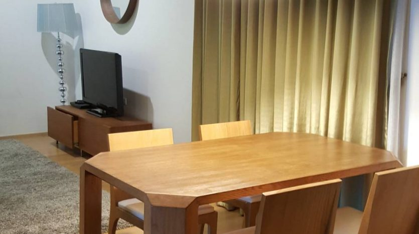 Two bedroom condo for rent in Phrom Phong - TV