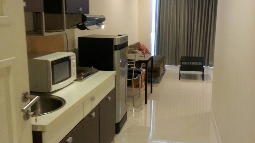 One bedroom for rent in Ari - Entrance