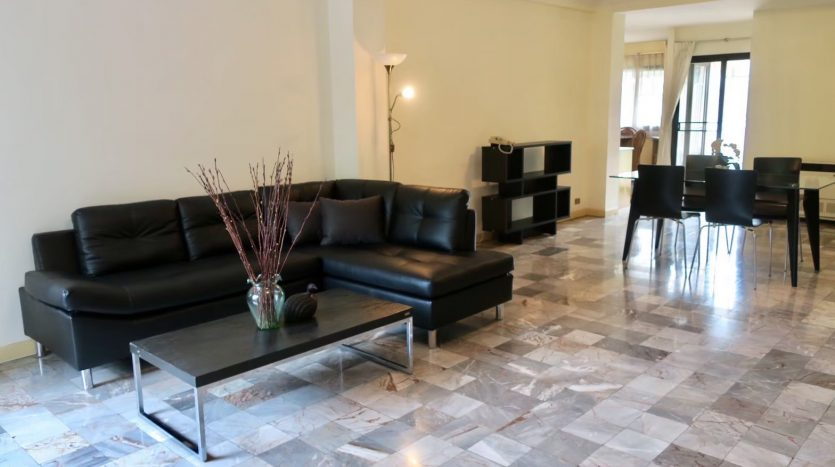 Two bedroom apartment for rent in Ari - Living room