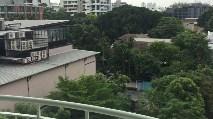 Studio for rent in Thonglor - View