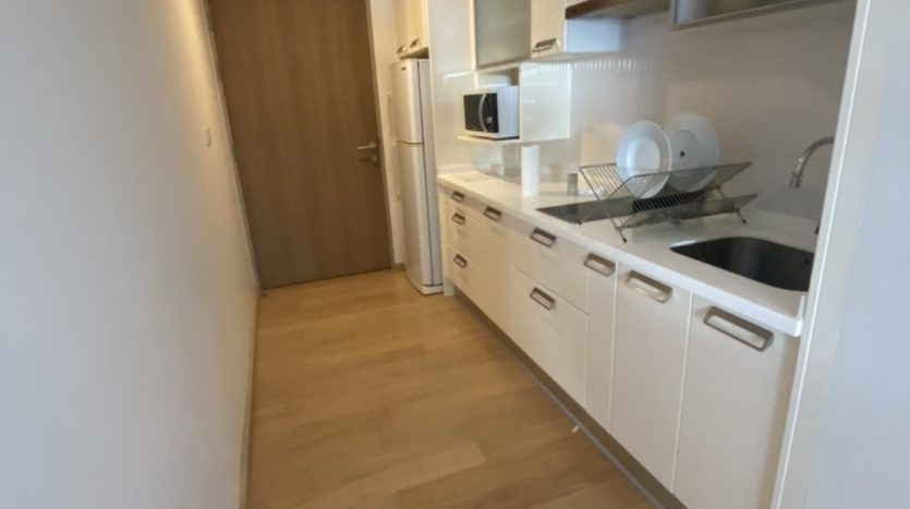 One bedroom condo for rent in Ari - Entrance