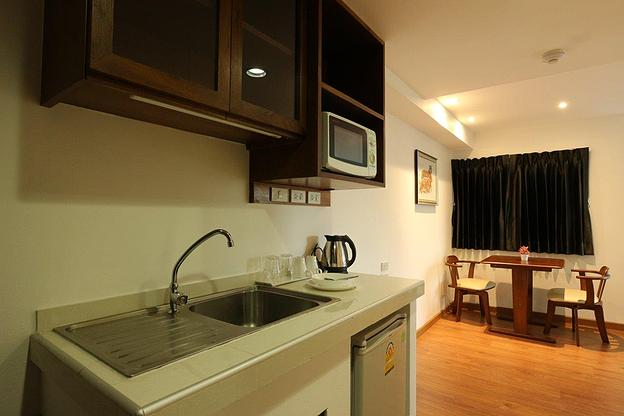 Studio for rent in Ari - Kitchen