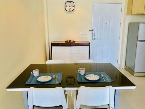One bedroom unit for rent in Thong lo - Dining