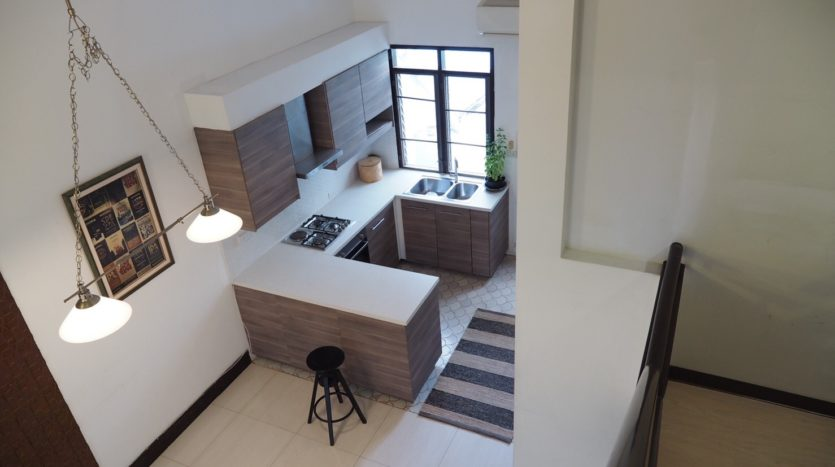 Townhouse for rent in Thong Lo - Downstairs