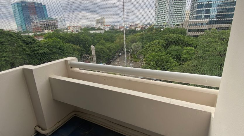 Two bedroom condo for rent in Ari - Second balcony