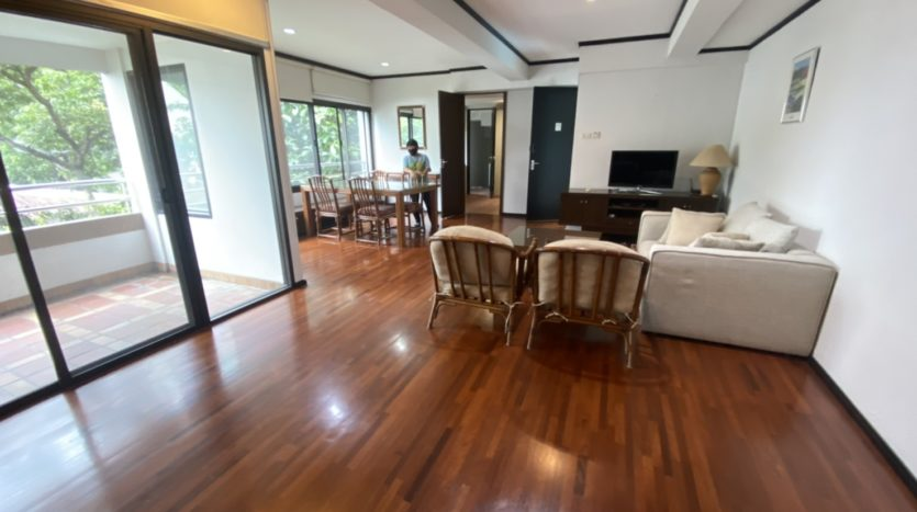 Two bed apartment for rent in Ari - Unit